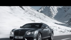 2013 Bentley Continental GT V8 Laps Navarra Race Circuit! - Ignition Episode 12