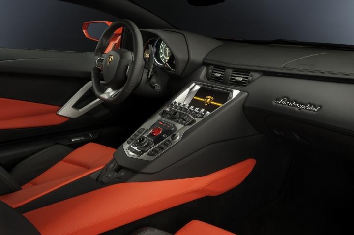 Lamborghini Aventador 41